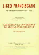 Miscelanea Salmantina: S. Francisco de Salamanca y su Studium Generale.