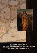 Reseña histórica de los monasterio de Clarisas de España y Portugal I