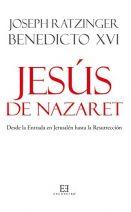 Jesús de Nazaret : segunda parte : desde la entrada e Jerusalén hasta la Resurrección