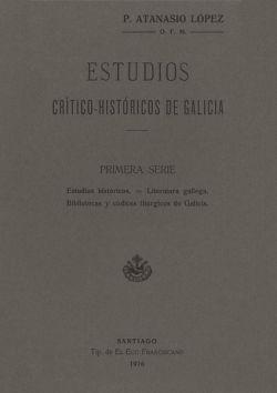 Estudios Críticos - Históricos de Galicia