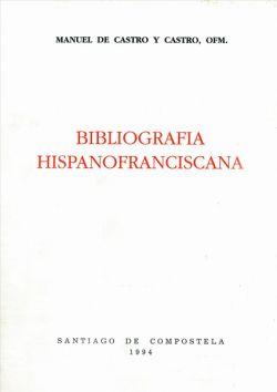 Bibliografía Hispanofranciscana