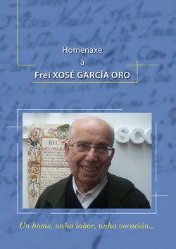 Homenaxe a Frei Xosé García Oro