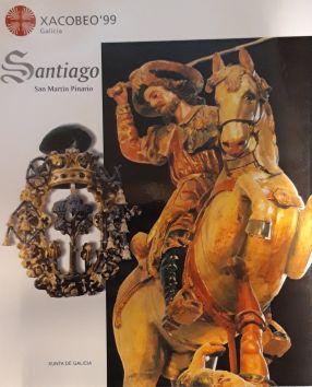 Santiago : San Martín Pinario